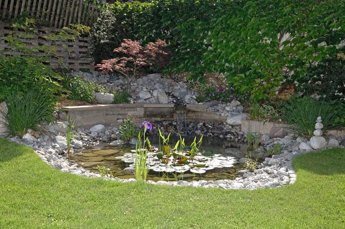 Gartenteich Bilder Beispiele – turbotech.co